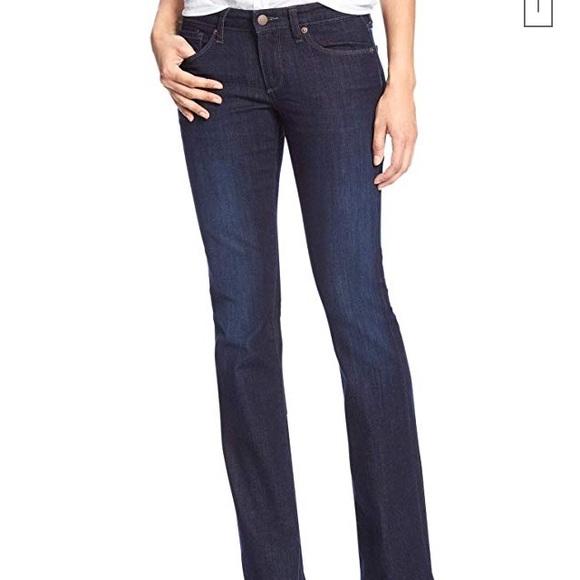 Banana Republic Denim - BR slim boot cut jeans